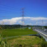 day5 夏の雲、夏の風